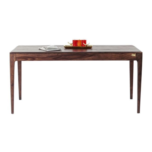 Karedesign Table Brooklyn walnut 200x100 cm Kare Design