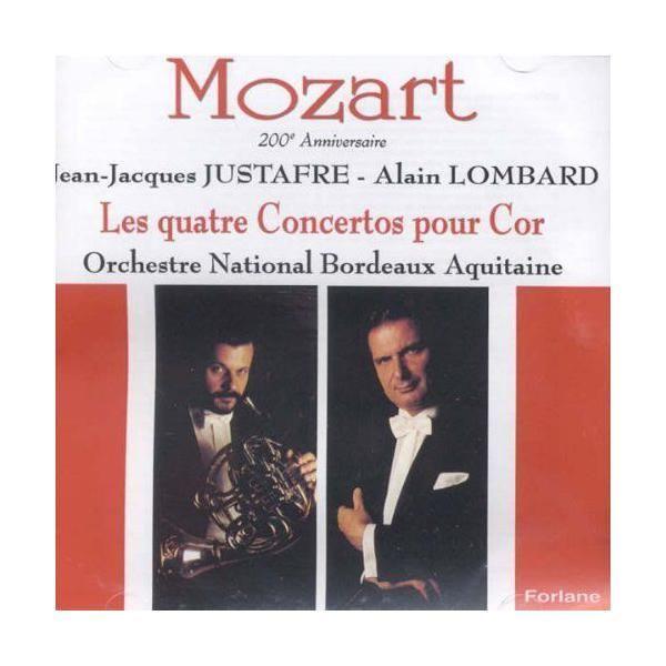 Forlane - Quatre Concertos pour cor