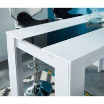 manger Table Petula 90cm 160cm x à Blanc x Declikdeco D9EIH2