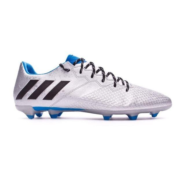 Performance Metallic 3 Adidas 16 Silver Messi Fg w8nmN0