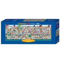 Heye - Puzzle 1000 pièces : Sports fans