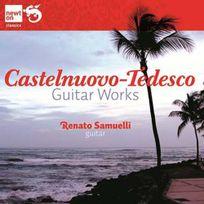 Newton Classics - Mario Castelnuovo-Tedesco - Sonates pour guitare Boitier cristal