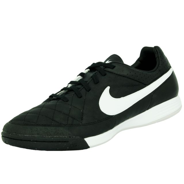 huge selection of c981c 1086e Nike - Tiempo Legacy Ic Chaussure Football Indoor Futsal Homme Noir - pas  cher Achat   Vente Chaussures foot - RueDuCommerce