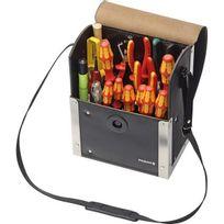 Parat - Coffre à outils Top-line, Dimensions intérieures : 230 x 140 x 300 mm, Volume environ 10 l, Poids 1500 g