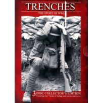 Odeon Entertainment - The Trenches - The Story Of World War 1 IMPORT Anglais, IMPORT Coffret De 3 Dvd - Edition simple