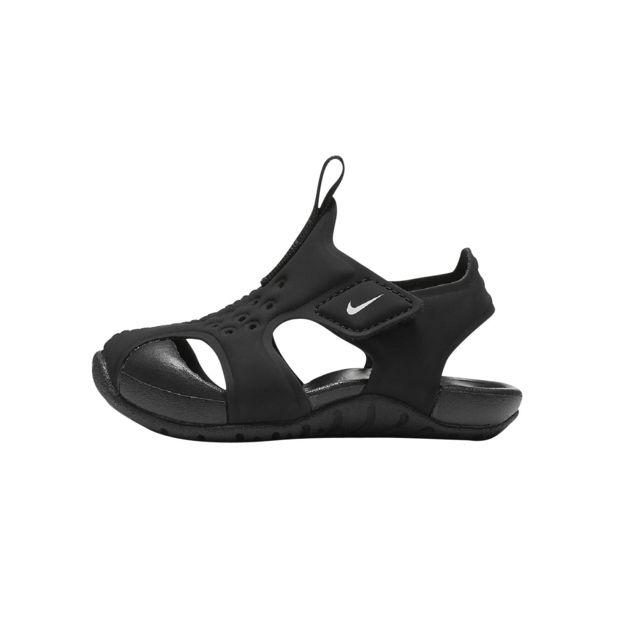 Nike - Sunray Protect 2 Noir - pas cher Achat   Vente Sandales et ... 8ff01253652a
