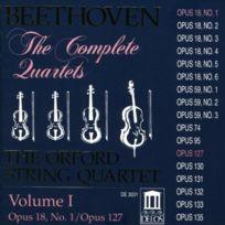 Delos - Quatuors A Cordes /VOL.1 : N°1 & 12 - Cd