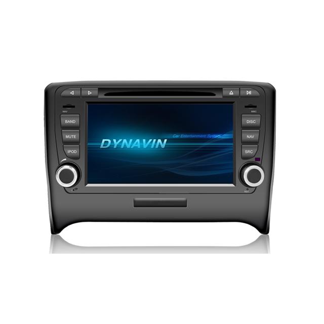 Dynavin Dvn-tt Audi Tt 8J, Autoradio Gps Tactile Bluetooth Fm Sd Usb Version Windows Ce N6