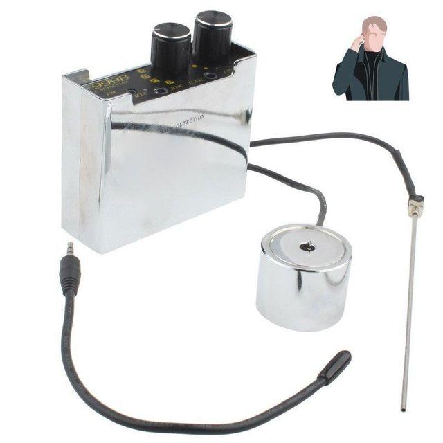 Yonis Micro espion amplificateur sons mural porte surveillance émetteur Fm