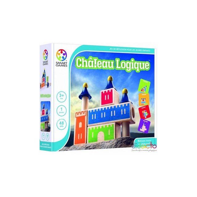 Smart Games Chateau Logique New