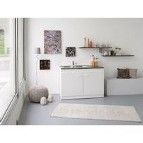 Meuble sous evier 120 cm achat meuble sous evier 120 cm pas cher rue du commerce - Meuble sous evier 120 cm pas cher ...