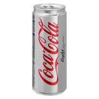 Coca-cola - Coca Cola light canette 33 cl - carton de 24