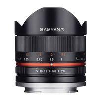 Samyang - 8 mm f/2.8 Umc Cs Ii FishEye pour Sony E