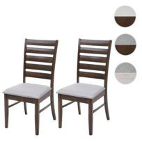 Xcsource Nidouillet Chaises de salle à manger avec Pieds