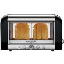 Magimix - Grille-pain Toaster Vision Noir 11541