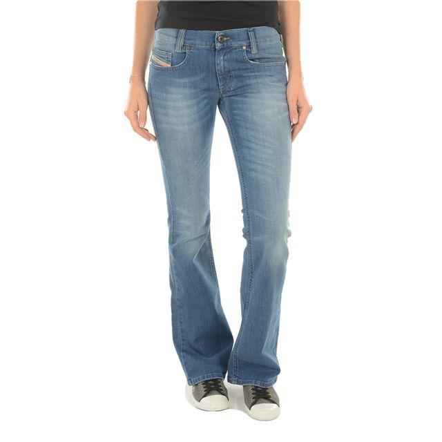 Diesel - Lowboot Rp36 - pas cher Achat   Vente Jeans femme - RueDuCommerce f33f39c3f9b3