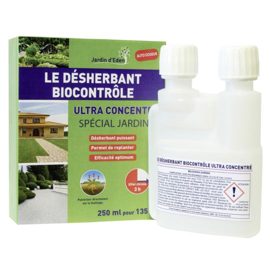 Désherbant ultra concentré 250 ml