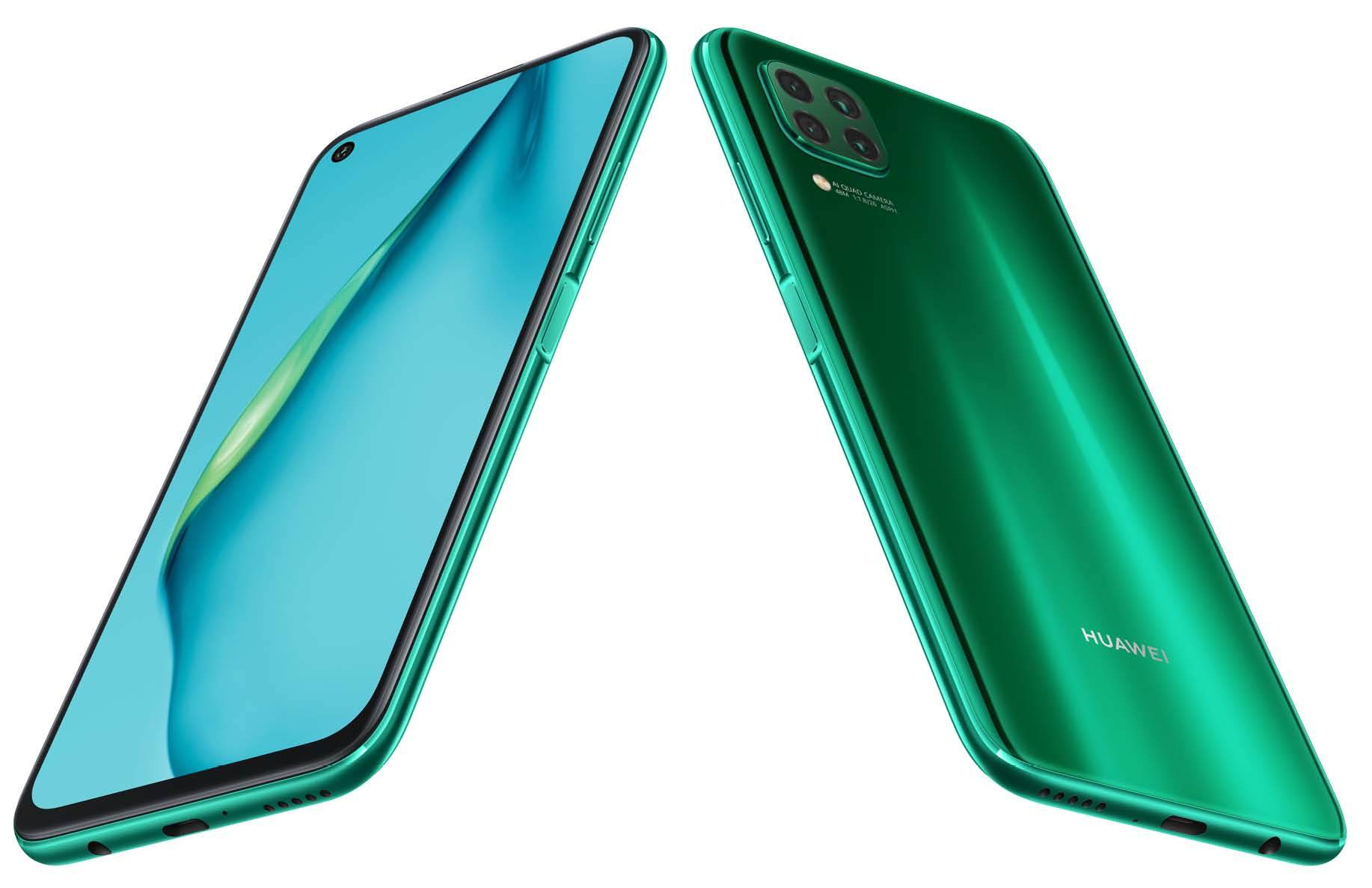 Smartphone P40 Lite 128 Go Huawei Vert