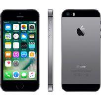 Apple - iPhone 5S - 16 Go - Gris Sidéral - Reconditionné