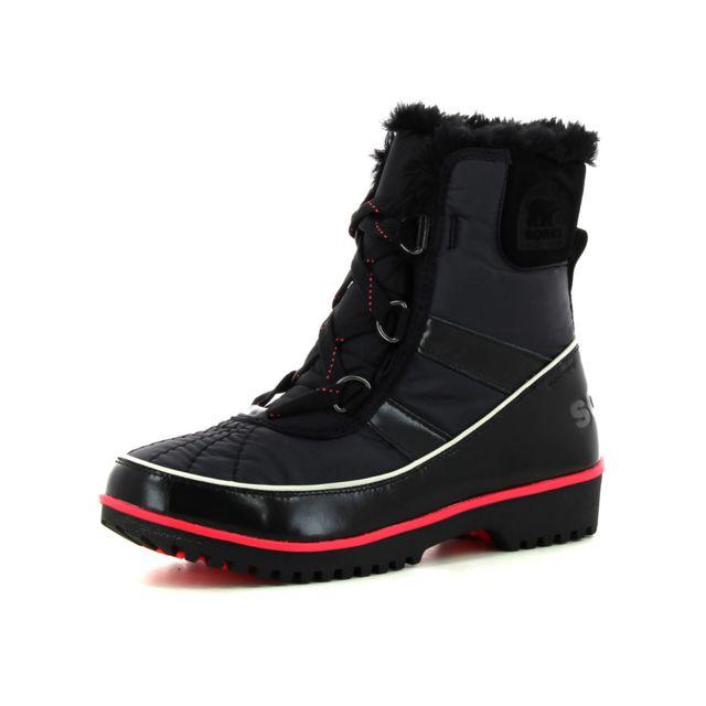 Pas Tivoli Femme Sorel Cher Boots Achat Ii Noir Vente TIwx7qwHC
