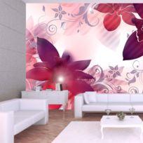 Bimago - Makossa-a1-LFTNT1611 - Papier peint - Flowers and fantasy 200x154