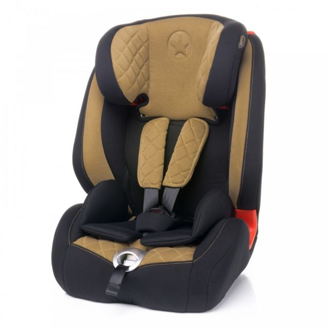 4baby star fix si ge auto isofix 9 36 kg groupe 1 2 3 beige pas cher achat vente si ges. Black Bedroom Furniture Sets. Home Design Ideas
