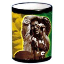 Bob Marley - Pot pour stylos métallique