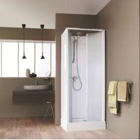 cabine de douche receveur 50 cm
