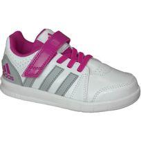 Adidas Lk Trainer 7 Kids S79260 Enfant mixte Baskets Blanc NsUs1ML7