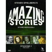 Koch Media Srl - Amazing Stories - Storie Incredibili Stagione 02 Volume 07-09 Episodi 01-11 IMPORT Italien, IMPORT Coffret De 3 Dvd - Edition simple