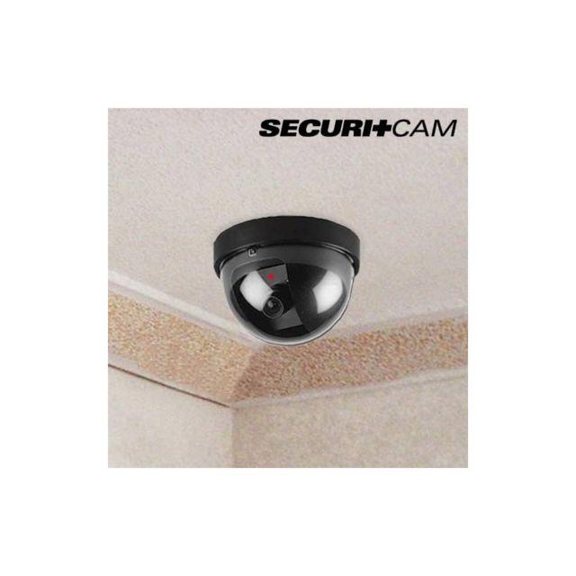 bitblin fausse cam ra de surveillance dome securitcam. Black Bedroom Furniture Sets. Home Design Ideas