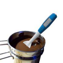 Lacor - Cuillère en silicone avec thermomètre intégré