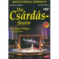 Disques Dom - Die CsardasfÜRSTIN - The Gipsy Princess - Dvd - Edition simple