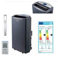 Alpatec - Climatiseur Mobile Réversible Puissance Frigorifique 3500W / 13 kbtu Ac350RVKT