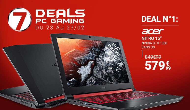 7 DEALS PC GAMING