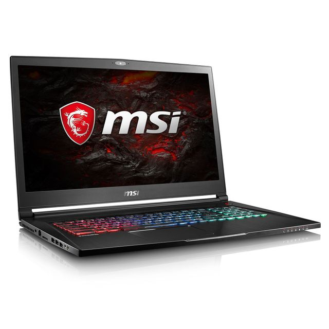 MSI GS73VR 7RE-007XFR Stealth Pro - Noir