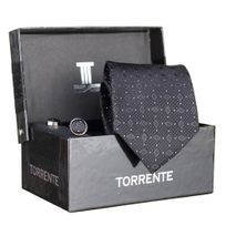 Torrente - Cravate Coffret Cofc44 Noir
