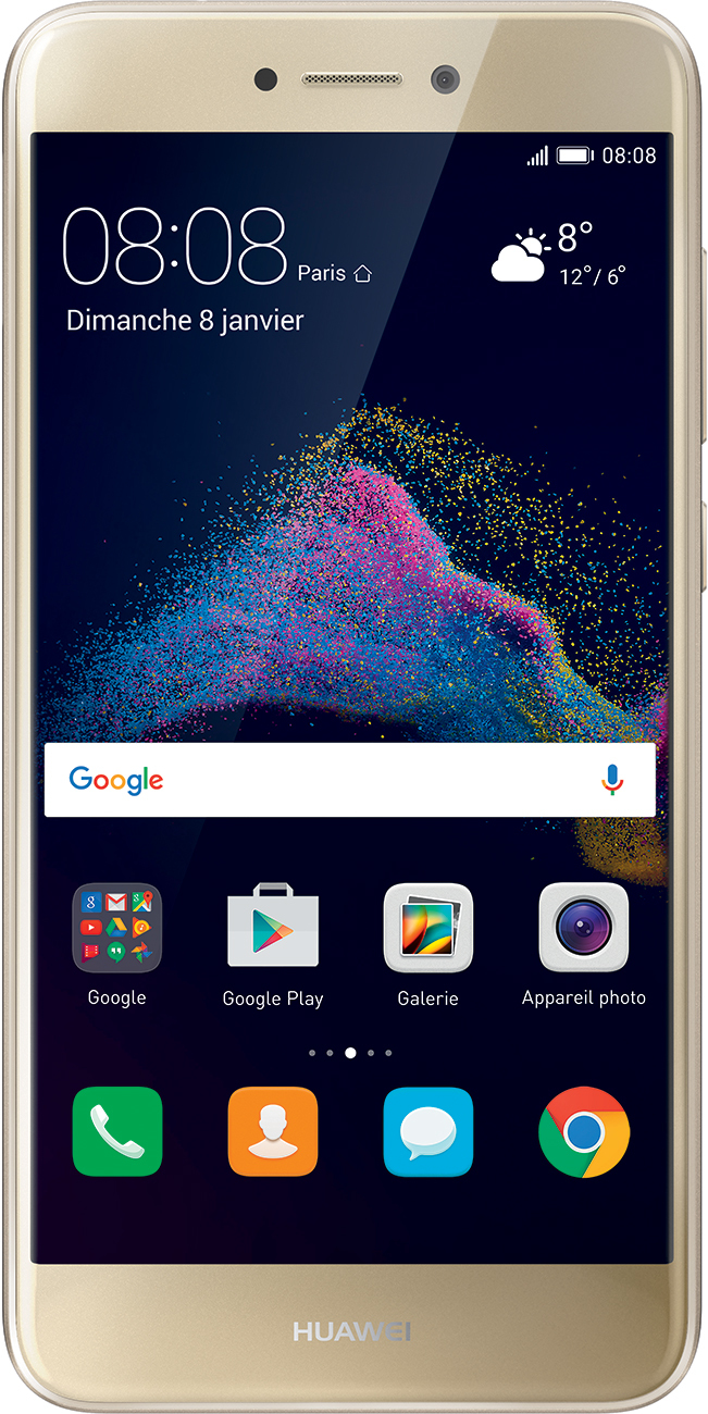 P8 Lite 2017 - Or