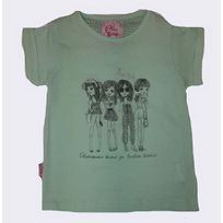 Missgirly - Miss Girly T shirt Fille Frily