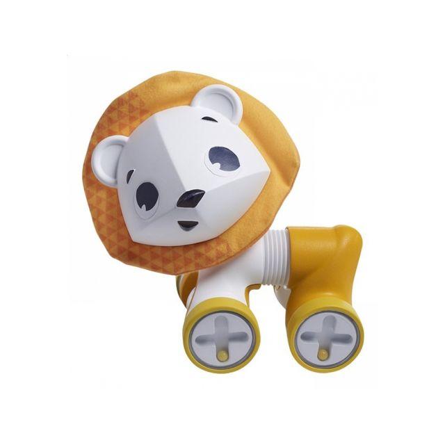 Tiny Love L?onardo le petit lion jaune roulant