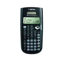 TEXAS INSTRUMENTS - Calculatrice scientifique TI-36X Pro