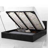 Confort+ - Lit coffre 160x200 cm, Smart