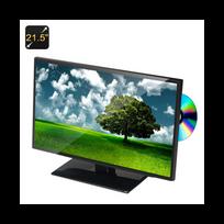 Auto-hightech - Ecran full Hd 21,5 pouces avec lecteur dvd intégrée Tuner Tv, Hdmi, Usb, Sd