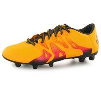 Adidas performance - X15.3 Fg/ag orange, chaussures de football homme