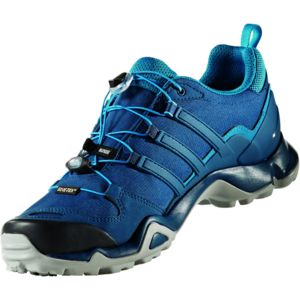 adidas Performance TERREX SWIFT R GTX - Bottines de randonnée bleu 7WTDsUfJEY