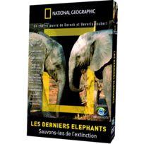 Dvd - National Geographic - Les Derniers éléphants