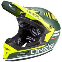 Oneal - Fury Rl Afterburner - Casque intégral - jaune/vert