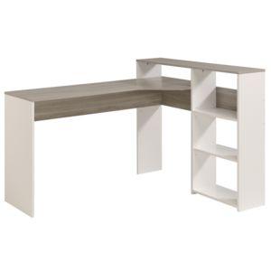 Meuble bureau d angle petit bureau d angle pas cher avec for Meuble bureau sfax