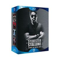 Warner Home Video - Sylvester Stallone - Coffret - The Expendables + Cobra + Demolition Man + Assassins Blu-ray