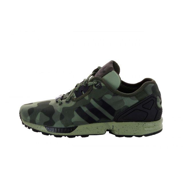 32c7d9a77947 Adidas originals - Basket Zx Flux Decon - M19686 - pas cher Achat / Vente  Baskets homme - RueDuCommerce